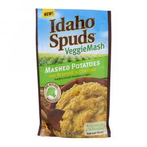 Idaho Spuds Veggie Mash Broccoli & Cheddar