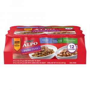Alpo Prime Cuts Can Dog Food