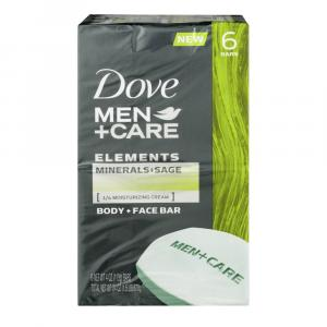 Dove Men+Care Minerals+Sage Bar Soap