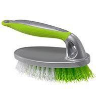 Butler Iron Style Handle Scrub Brush