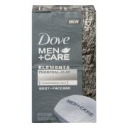 Dove Men + Care Charcoal Body + Face Bar