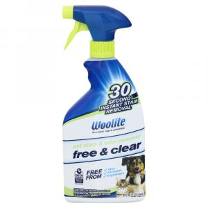 Woolite Free & Clear Pet Stain & Odor Remover