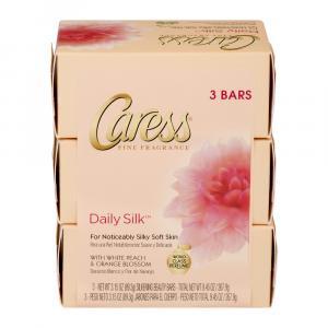 Caress Daily Silk Three Bar