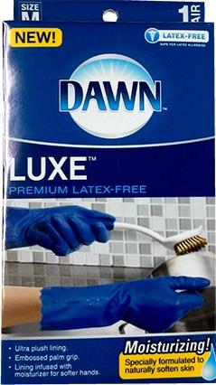 Dawn Luxe Latex Free Gloves Medium Size