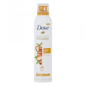 Dove Body Wash Mousse with Argan Oil