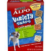 Alpo Variety Snaps Dog Treats
