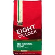 Eight O'Clock Decaffeinated Ground Coffee
