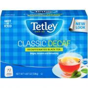 Tetley Classic Decaf Black Tea