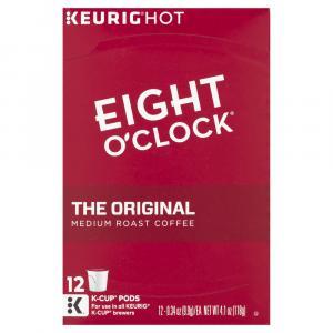 Eight O'Clock Coffee Original K-Cups