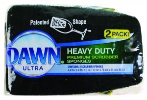 Dawn Heavy Duty Scrubber Sponges