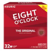 Eight O'Clock Original K-Cups