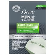 Dove Men Care Extra Fresh Bar Soap