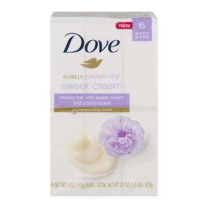 Dove Sweet Cream Peony Bar Soap