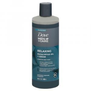 Dove Men + Care Relaxing Eucalyptus Oil + Cedar Body Wash