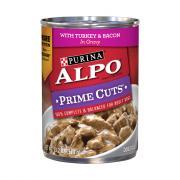 Alpo Prime Cuts Turkey & Bacon