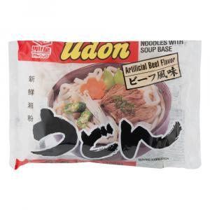 Myojo Beef Udon Soup