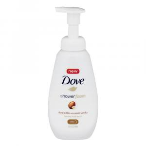 Dove Shea Butter Shower Foam