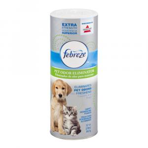 Febreze Extra Strength Pet Odor Eliminator Powder