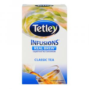 Tetley Infusions Classic Tea Concentrate