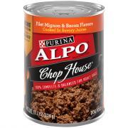 Alpo Chop House Filet Mignon Dog Food