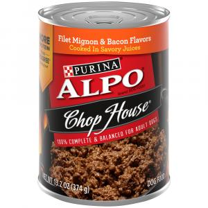 Alpo Chop House Filet Mignon Dog Food