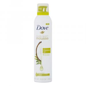 Dove Body Wash Mousse with Coconut Oil