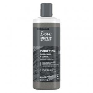 Dove Men + Care Purifying Charcoal + Clove Body Wash