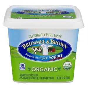 Brummel & Brown Organic Spread