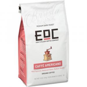 Eight O'Clock Barista Blends Caffe Americano Ground Coffee