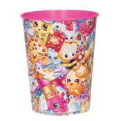 Plastic Shopkins Cup