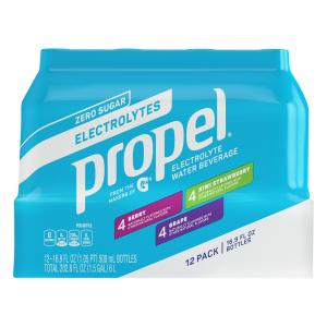 Propel Zero Sugar Variety Pack