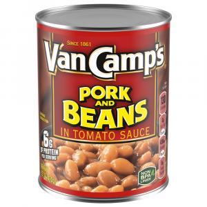 Van Camp's Pork & Beans