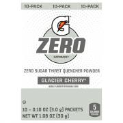 Gatorade Zero Sugar Glacier Cherry Thirst Quencher Powder