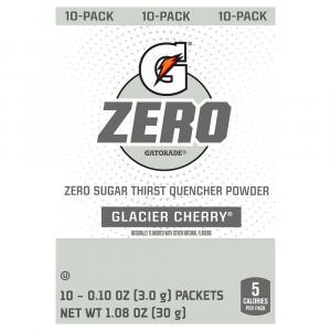 Gatorade Zero Sugar Glacier Cherry Thirst Quencher Powder