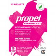 Propel Vitamin Boost Berry Kiwi Beverage Mix