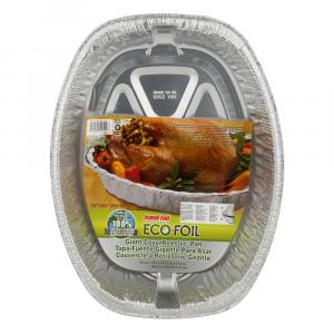 Eco-foil Giant Roaster Pan With Cover