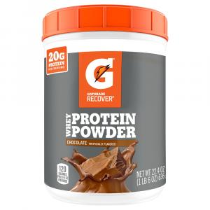 Gatorade Recover Chocolate Whey Protein Powder