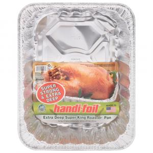 Handi-Foil Super King Roaster Pan