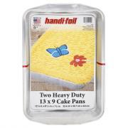 Handi-Foil Heavy Duty Cake Pans