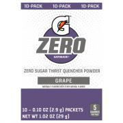 Gatorade Zero Sugar Thirst Quencher Powder Grape