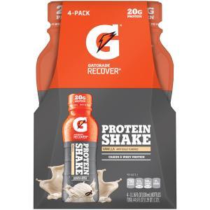 Gatorade Recover Vanilla Protein Shake