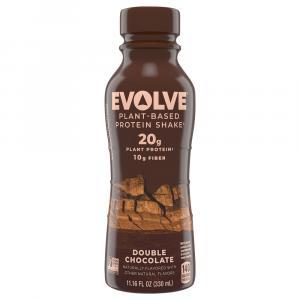Evolve Double Chocolate Protein Shake