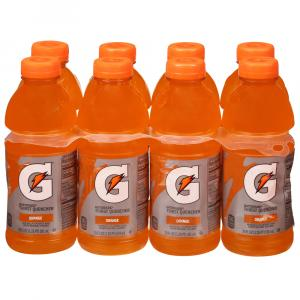 Gatorade Orange