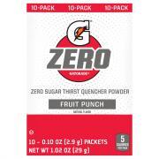 Gatorade Zero Sugar Thirst Quencher Powder Fruit Punch