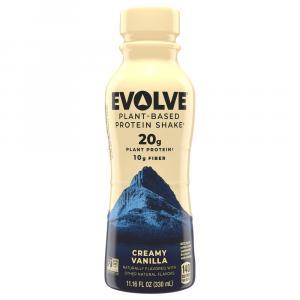 Evolve Vanilla Bean Protein Shake