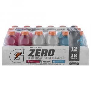 Gatorade Zero Variety