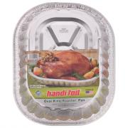 Handi-Foil Eco-Foil Oval King Roaster Pan