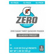 Gatorade Zero Sugar Glacier Freeze Thirst Quencher Powder