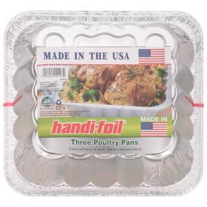 ECO-Foil Ultimates Poultry Pans