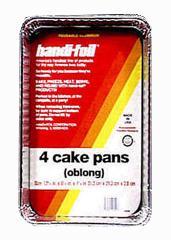 Eco-foil Oblong Cake Pans